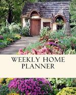 Weekly Home Planner