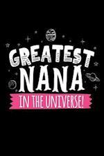 Greatest Nana in the Universe