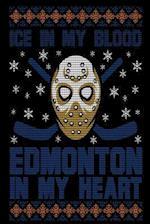 Ice in My Blood Edmonton in My Heart
