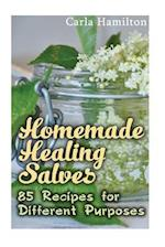 Homemade Healing Salves