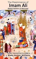 The Preeminence of Imam Ali