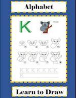 Alphabet Learn to Draw