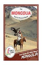 The Mongolia Fact and Picture Book
