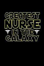 Greatest Nurse in the Galaxy