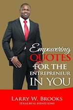 Empowering Quotes for the Entrepreneur in You