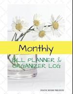 Monthly Bill Planner & Oranizer