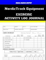 Nordictrack Equipment Exercise Activity Log Journal