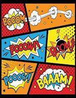 Booom Pooow Boom!