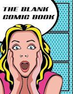 The Blank Comic Book