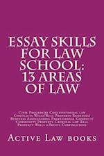 Essay Skills for Law School