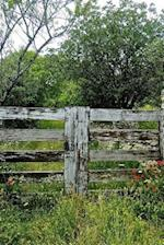 A Rustic Country Gate Journal