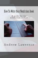 How to Write Your Nonfiction Book