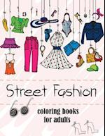 Fashion Coloring Books for Adults Vol.2