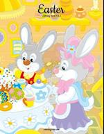 Easter Coloring Book 1 & 2