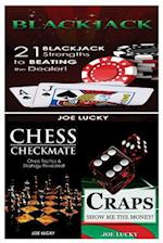 Blackjack & Chess Checkmate & Craps