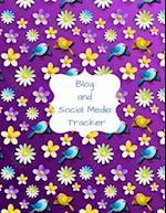Blog and Social Media Tracker