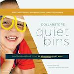 Dollarstore Quiet Bins