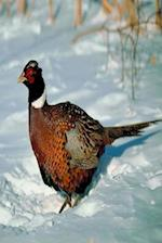 Journal Winter Fowl Snow