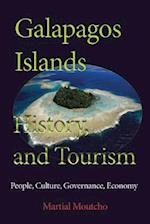 Galapagos Islands History, and Tourism