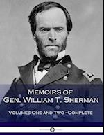 Memoirs of Gen. William T. Sherman (Complete)
