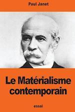 Le Materialisme Contemporain