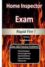 Home Inspector Exam Rapid Fire !