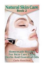 Natural Skin Care Book 2