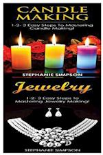 Candle Making & Jewelry