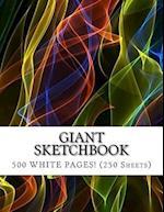Giant Sketchbook