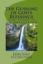 The Gushing of God's Blessings