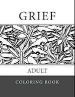 Grief Adult Coloring Book