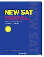 New SAT Reading & Writing Test 3