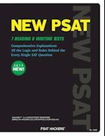New PSAT 7 Reading & Writing Tests