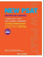 New PSAT Writing and Language 12 Practice Tests