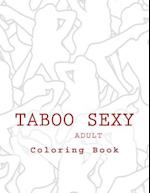 Taboo Sexy Adult Coloring