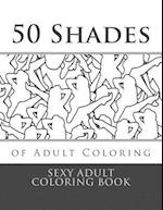 50 Shades of Adult Coloring