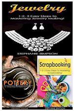 Jewelry & Pottery & Scrapbooking