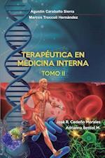 Terapeutica En Medicina Interna Tomo II
