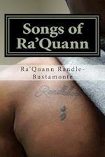 Songs of Ra'quann af Ra'quann Randle-Bustamonte