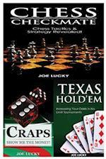 Chess Checkmate & Craps & Texas Hold'em