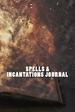 Spells & Incantations Journal