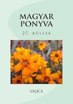 Magyar Ponyva 27