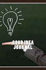 Good Idea Journal