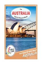 The Australia Fact and Picture Book