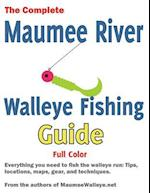 Maumee River Walleye Fishing Guide