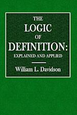 The Logic of Definition