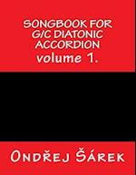 Songbook for G/C Diatonic Accordion