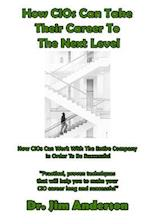 How Cios Can Take Their Career to the Next Level