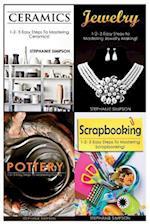 Ceramics & Jewelry & Pottery & Scrapbooking