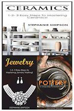 Ceramics & Jewelry & Pottery